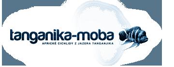logo tanganika-moba, africké cichlidy